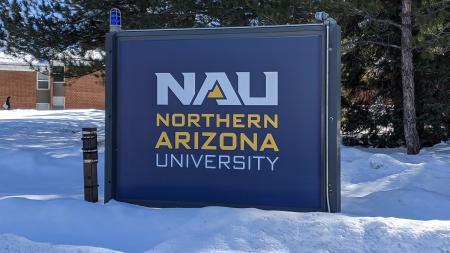 Northern Arizona University in Flagstaff