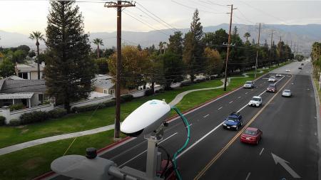 No Traffic AI sensor