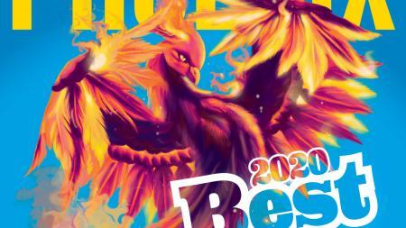 Phoenix Magazine August 2020 cover
