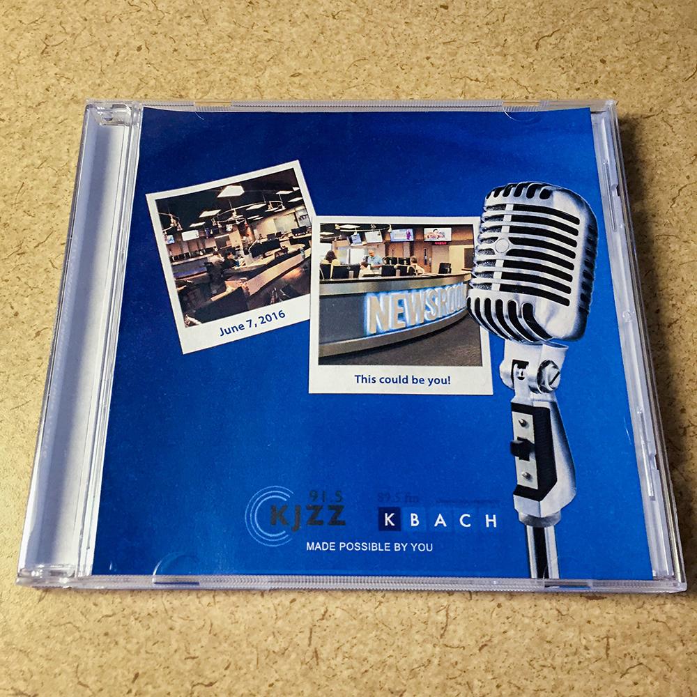 KJZZ Listener Testimonial CD